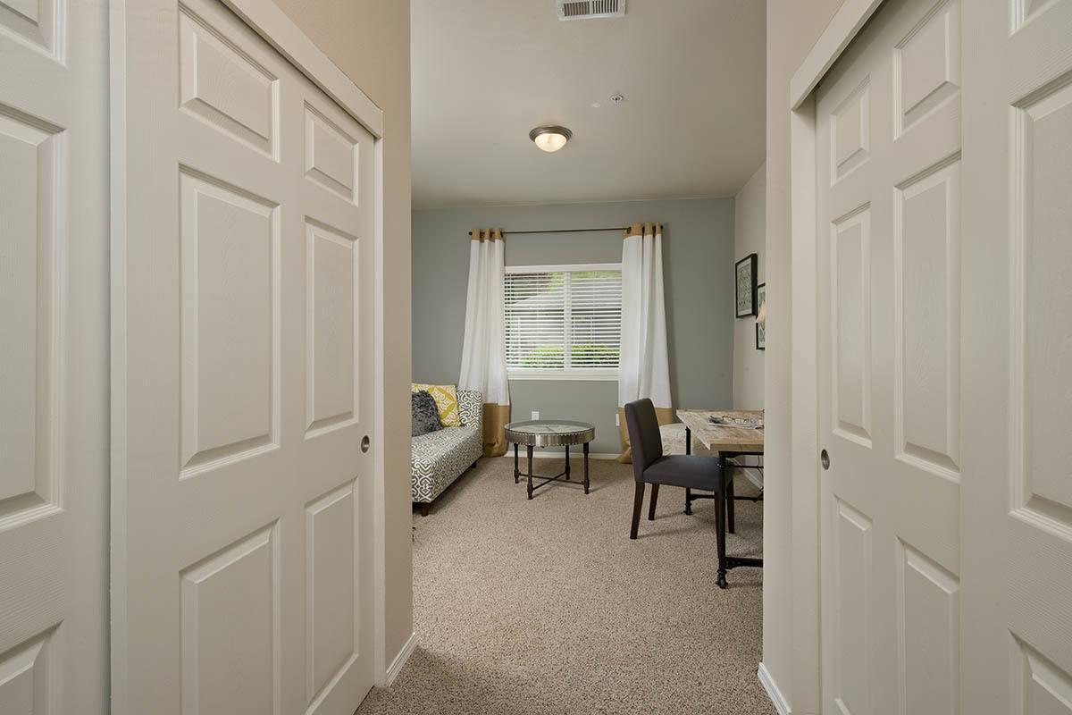 Hallway Closets at Altamont Summit in Happy Valley