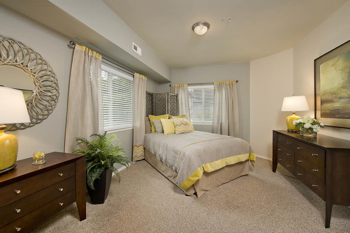 Large Bedroom Area at Altamont Summit in Happy Valley