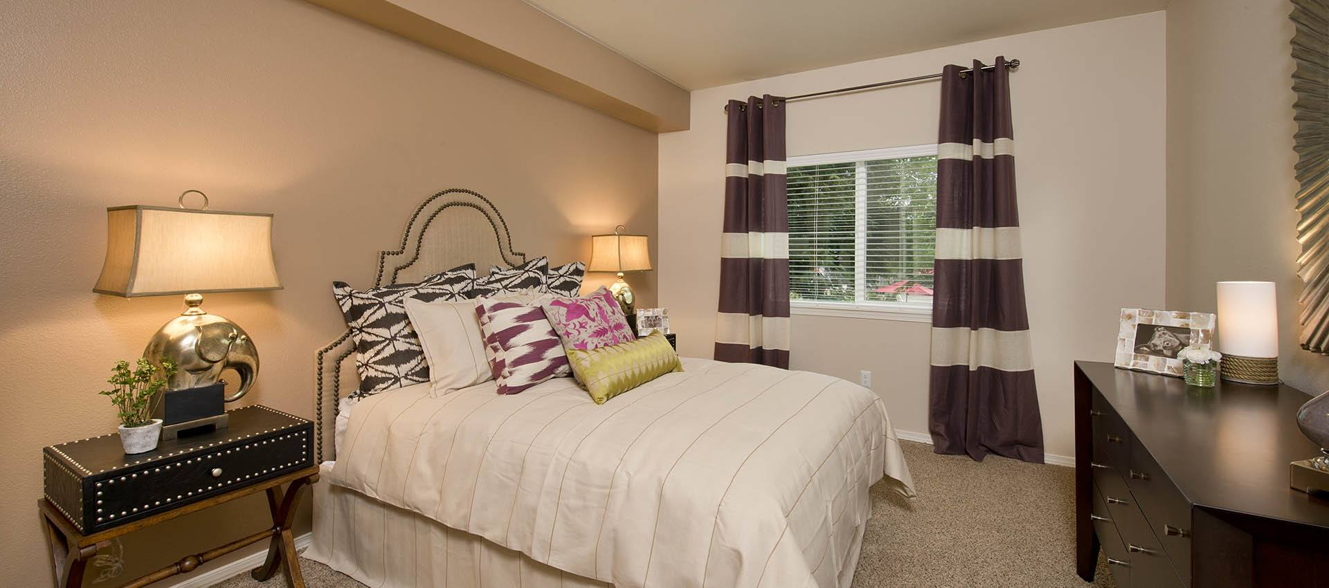 Large Bedroom at Altamont Summit in Happy Valley, OR