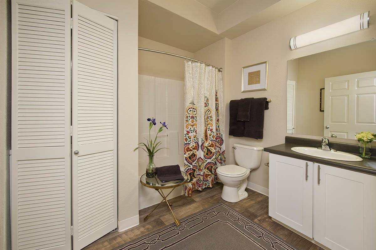 Upgraded Bathroom at Altamont Summit in Happy Valley
