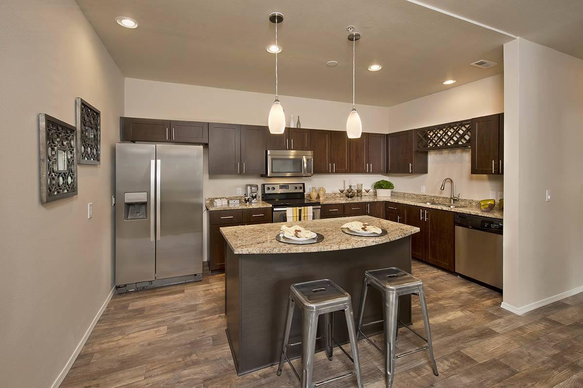 Luxurious Kitchen at Altamont Summit in Happy Valley