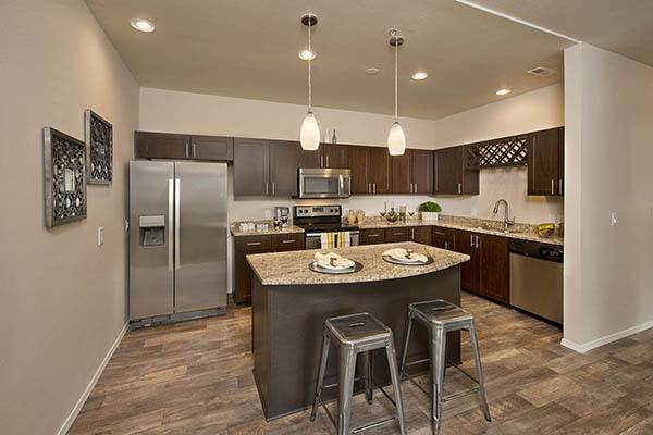 Luxury features at Altamont Summit in Happy Valley