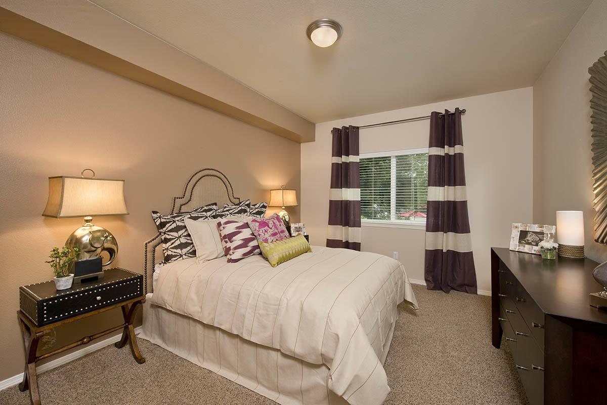 Spacious Bedroom at Altamont Summit in Happy Valley