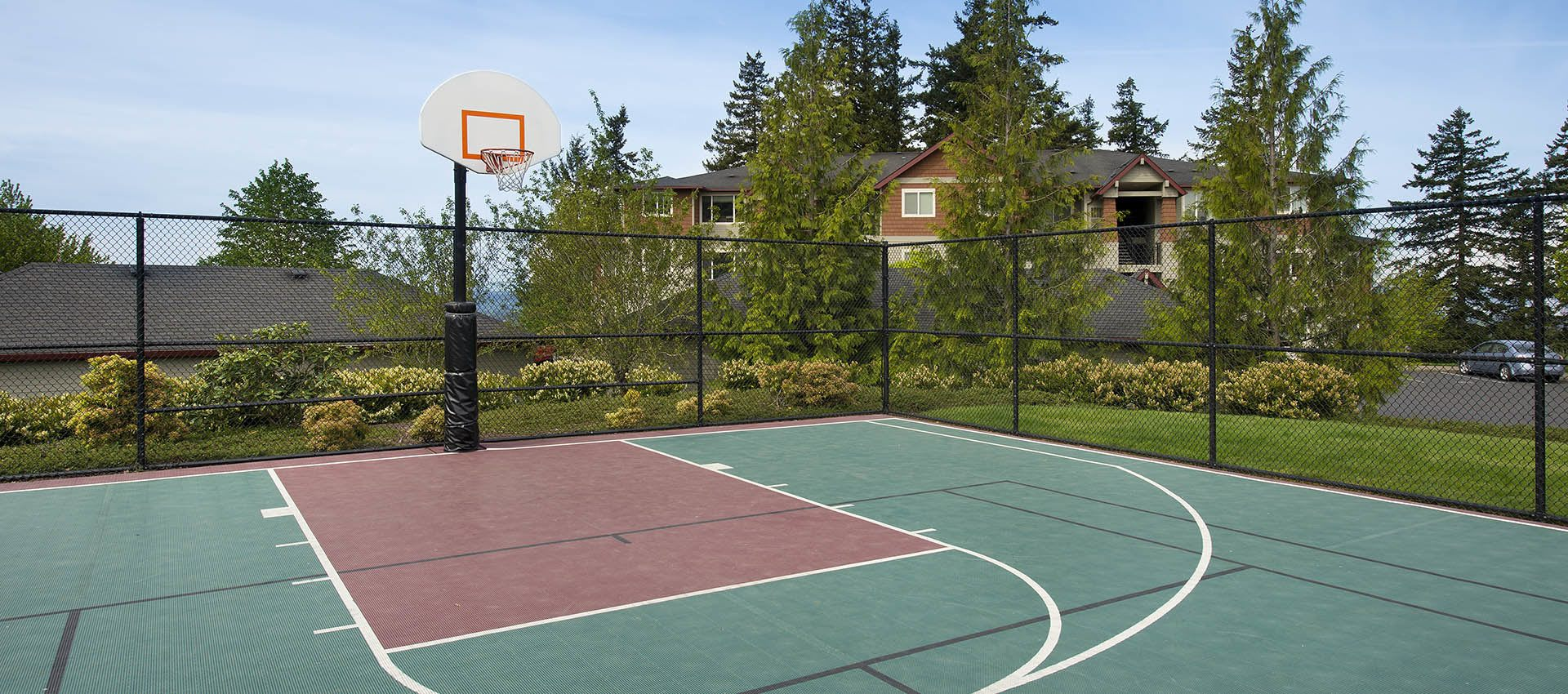 Sports Court at Altamont Summit in OR