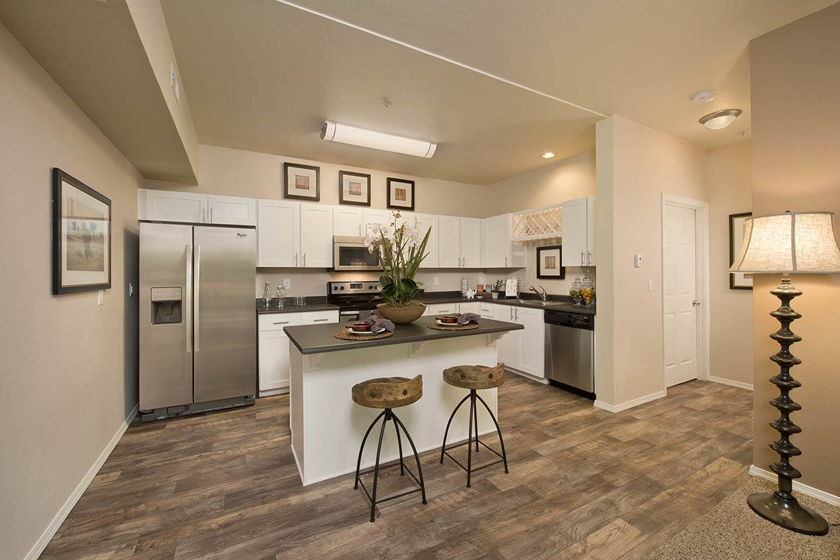 Upgraded Kitchen at Altamont Summit in Happy Valley