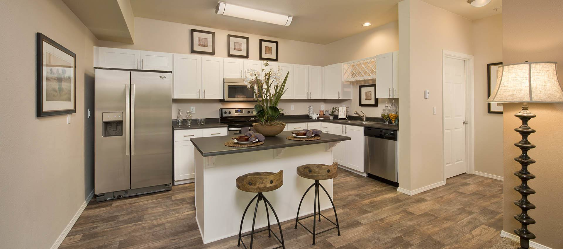 Upgraded Kitchen With Stainless Appliances at Altamont Summit in Happy Valley, OR