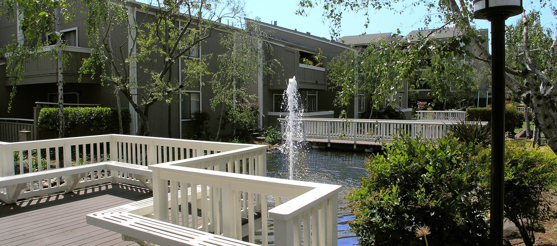 Enjoy the many amenities at Ballena Village Apartment Homes