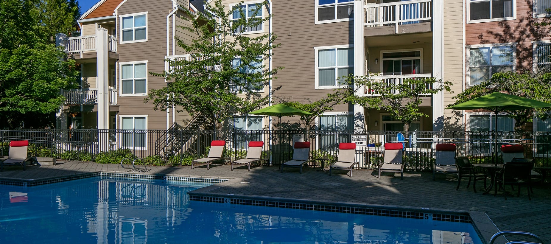 See what we have to offer by visiting Center Pointe Apartment Homes's amenities page.