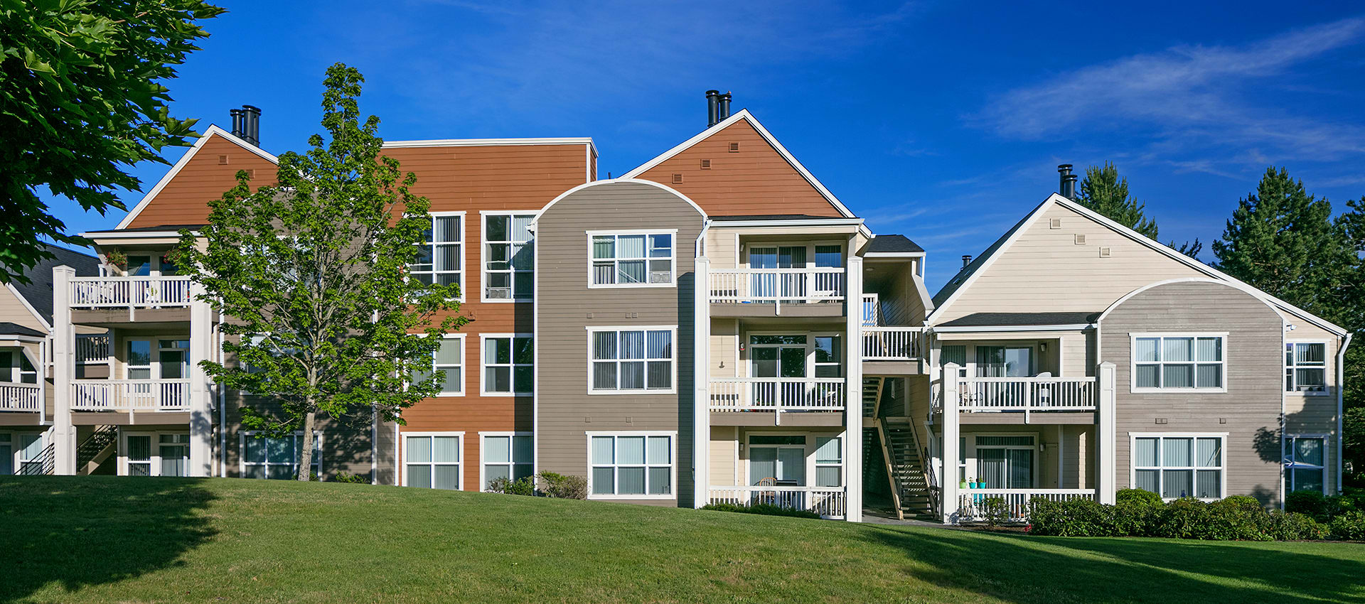 View our floor plans at Center Pointe Apartment Homes on our website