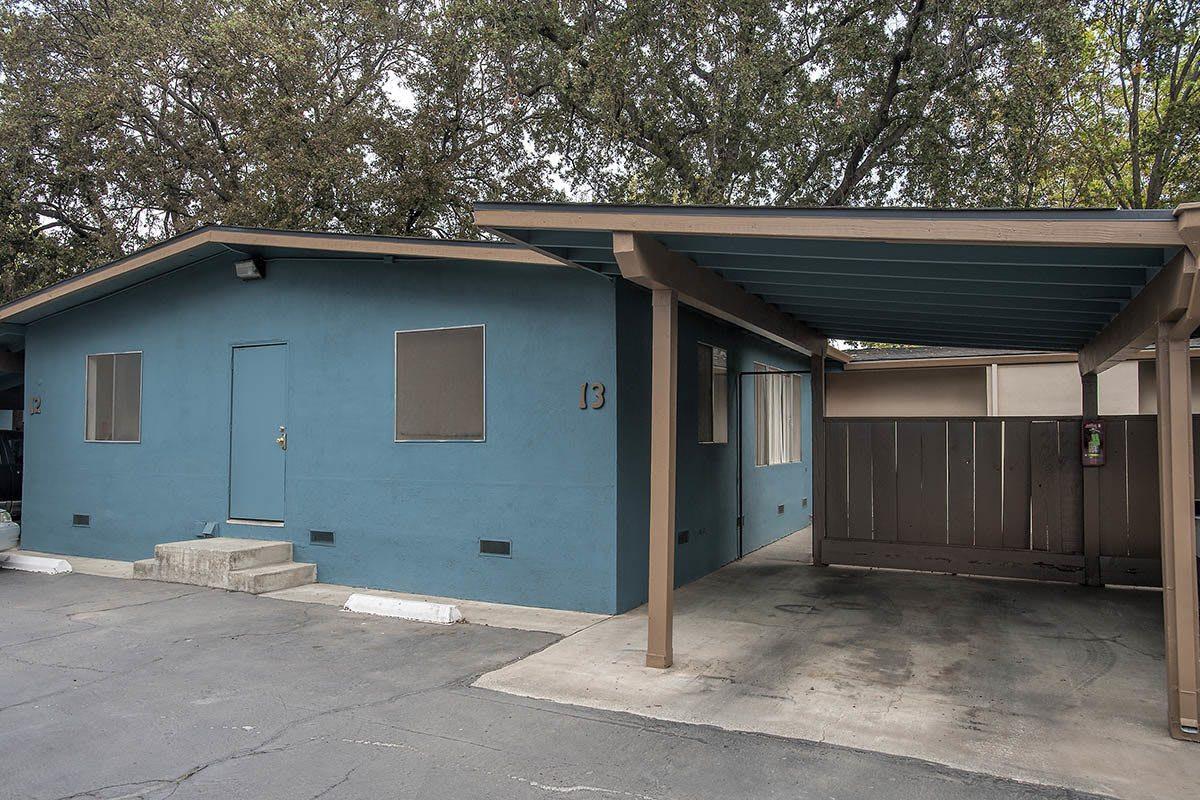Apartment housing in Chico, CA