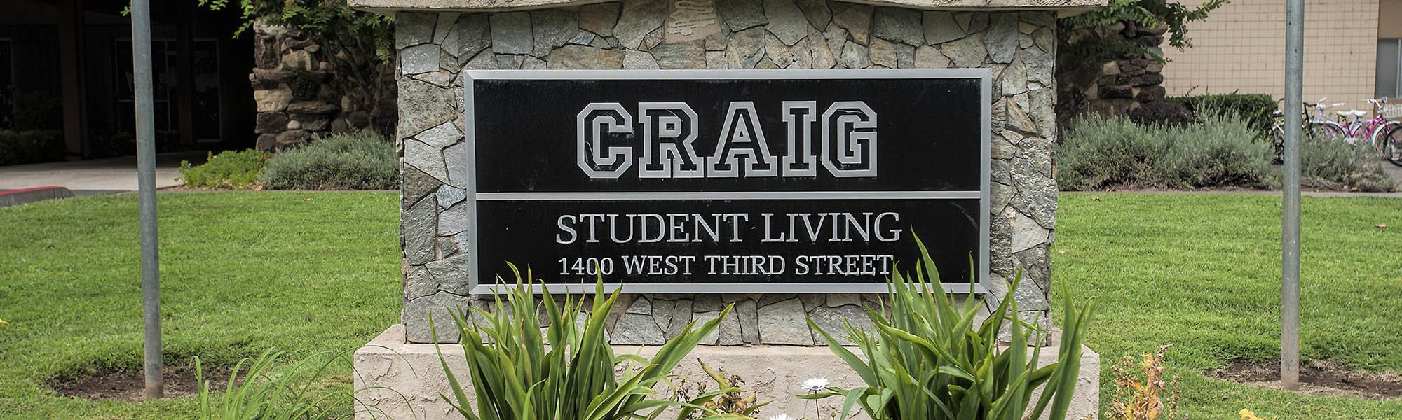 Contact Craig Student Living on our website