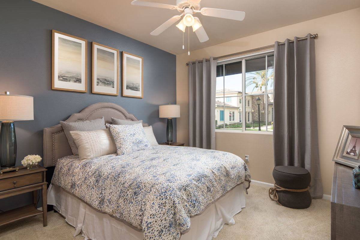 Beautiful Bedroom at Esplanade Apartment Homes