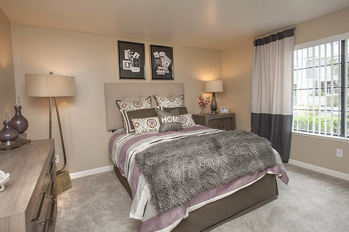 Bedrooms Offering Plenty Of Space at Hidden Lake Condominium Rentals