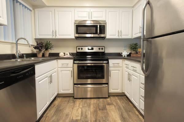 Luxury features at Hidden Lake Condominium Rentals in Sacramento. Luxury 1   2 Bedroom Apartments in Sacramento  CA