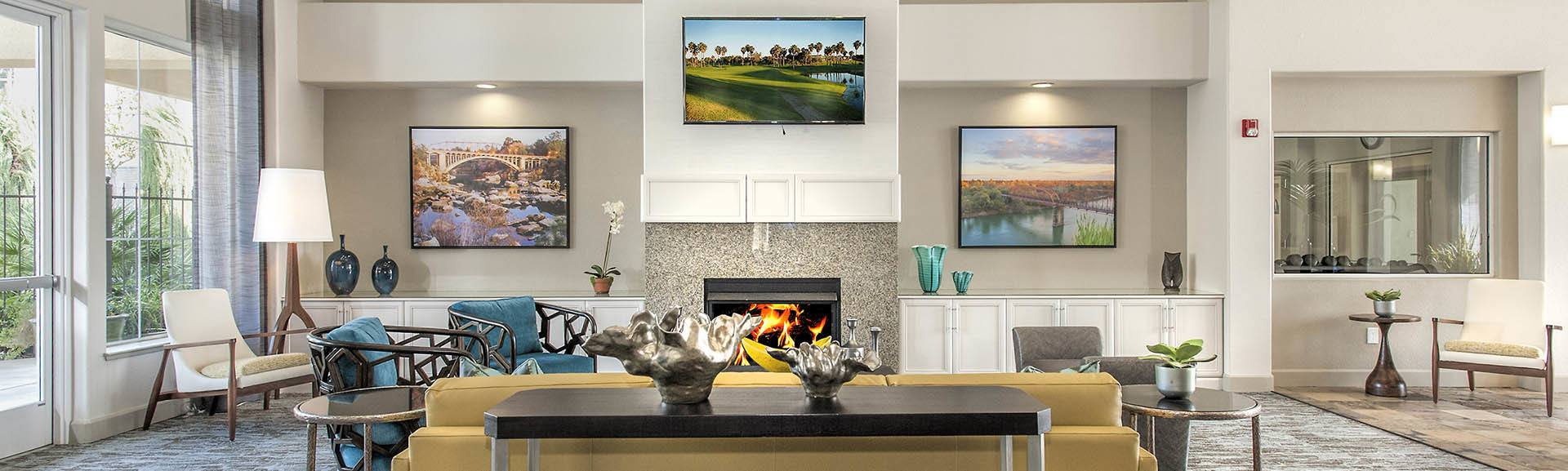 Amenities at Iron Point at Prairie Oaks in Folsom, California