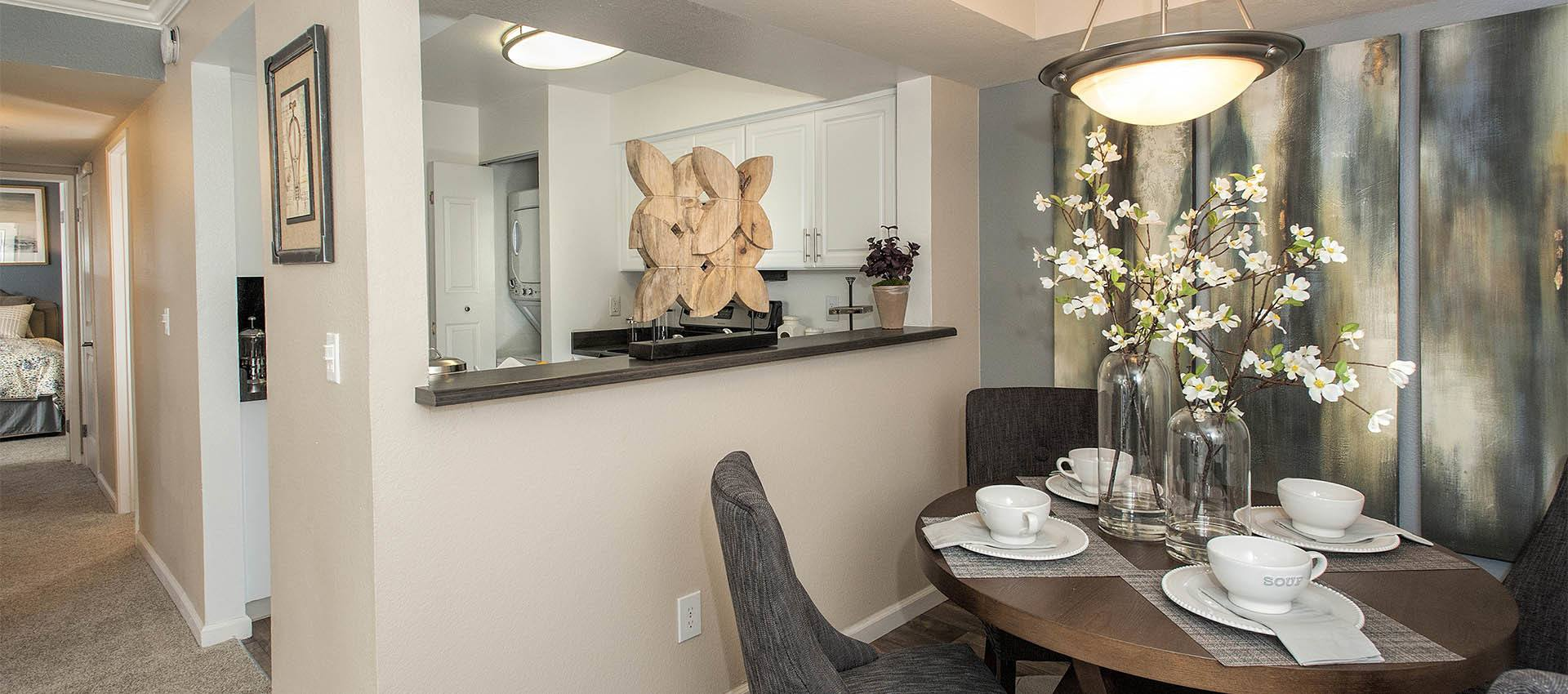 Spacious Floorplans at Mill Springs Park Apartment Homes in Livermore