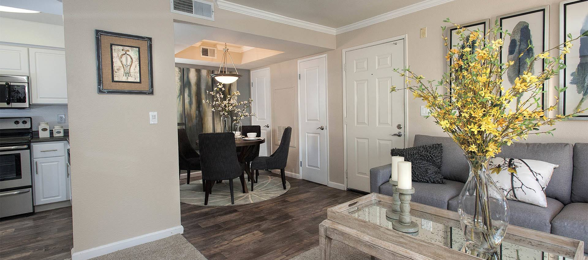 Luxury Floorplans Available at Mill Springs Park Apartment Homes in Livermore