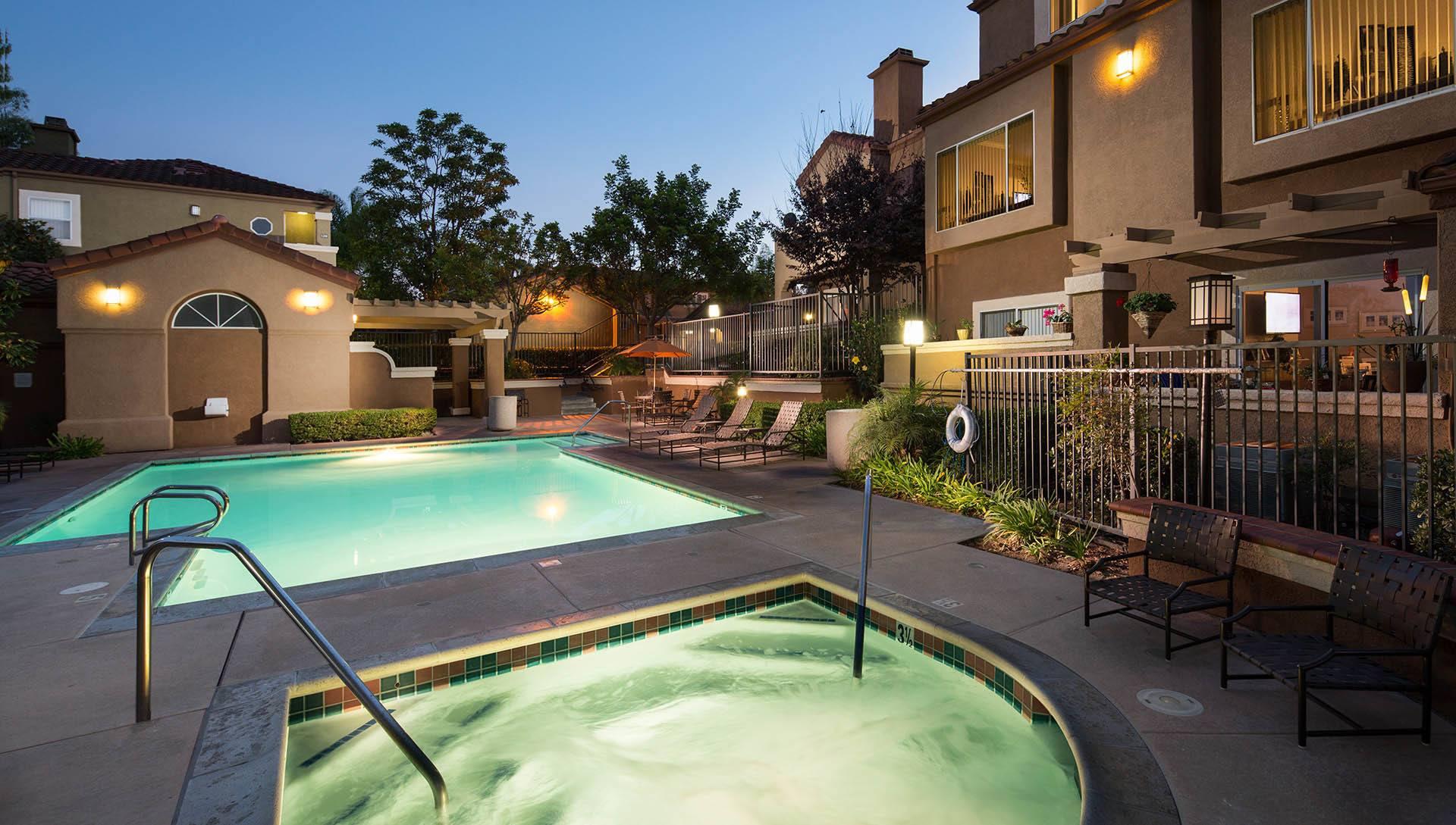 Apartments at Niguel Summit Condominium Rentals in Laguna Niguel, California