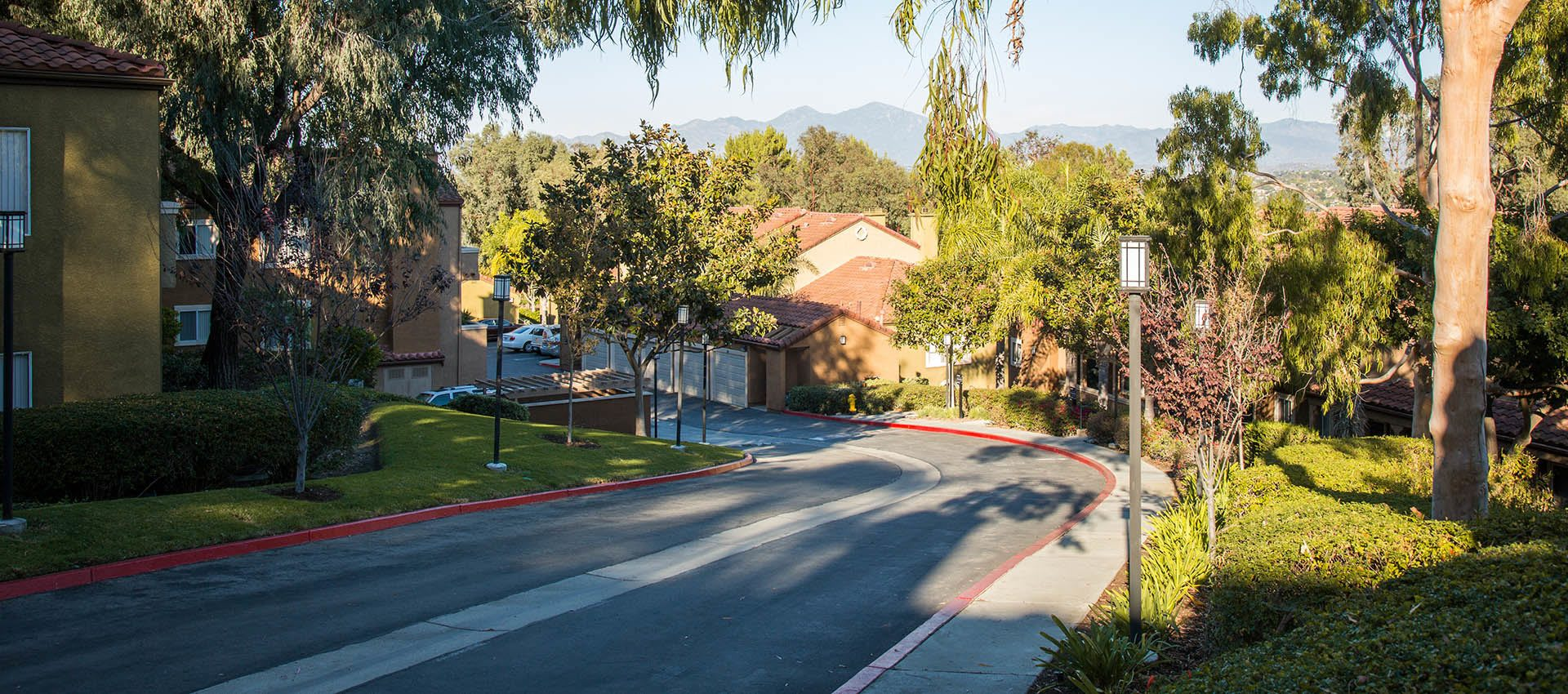 Quiet Street In Our Peaceful Neighborhood at Niguel Summit Condominium Rentals in Laguna Niguel, CA