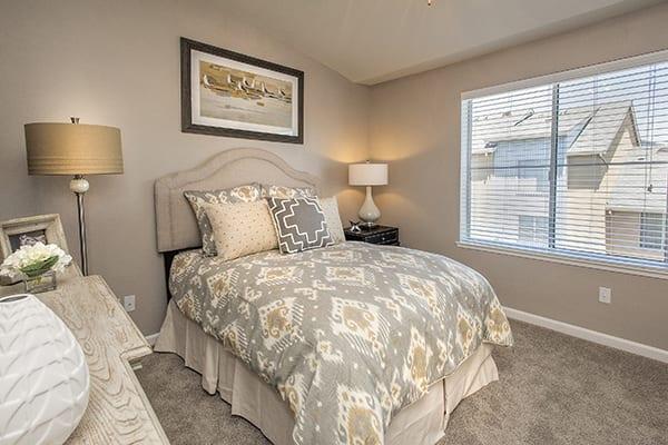Standard features at Azure Apartment Homes in Petaluma