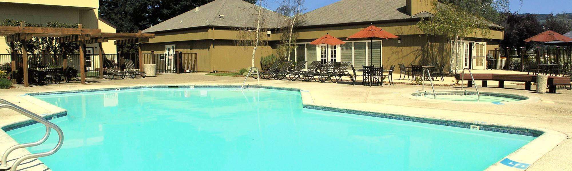 See what we have to offer by visiting Park Ridge Apartment Homes's amenities page.