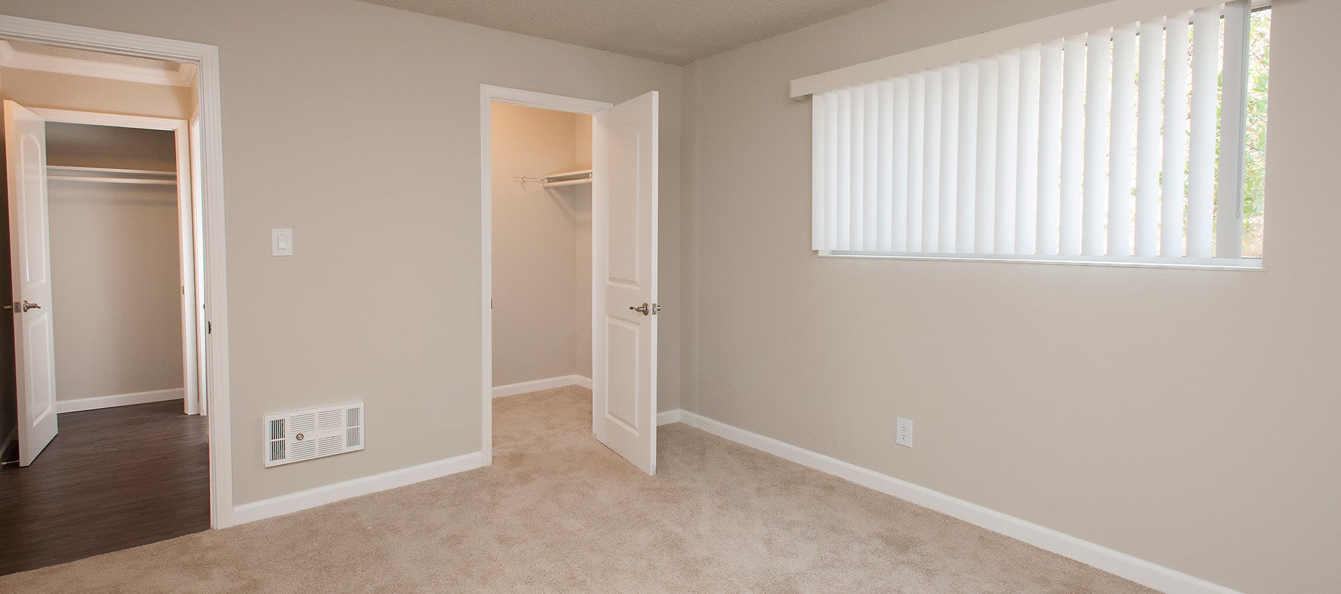 Bedroom at Regency Plaza Apartment Homes in Martinez, CA