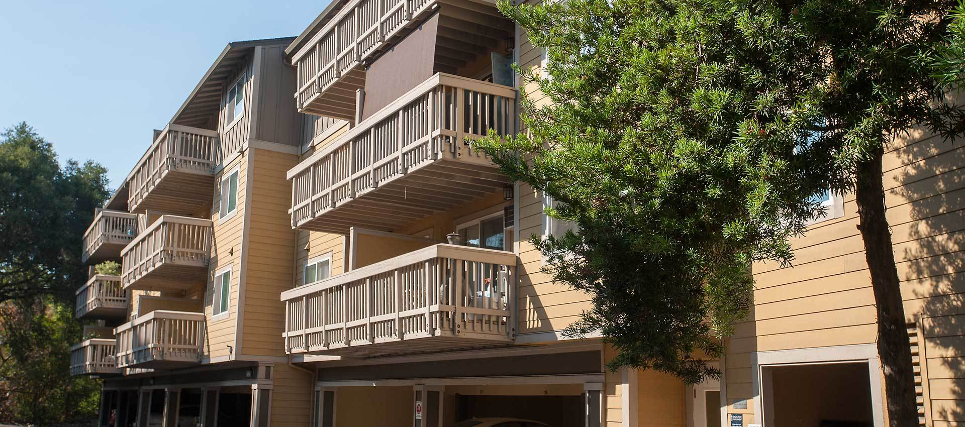 Exterior at Regency Plaza Apartment Homes in Martinez, CA