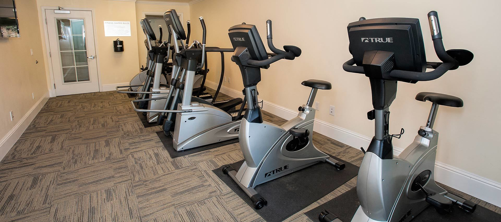 Fitness Center at Regency Plaza Apartment Homes