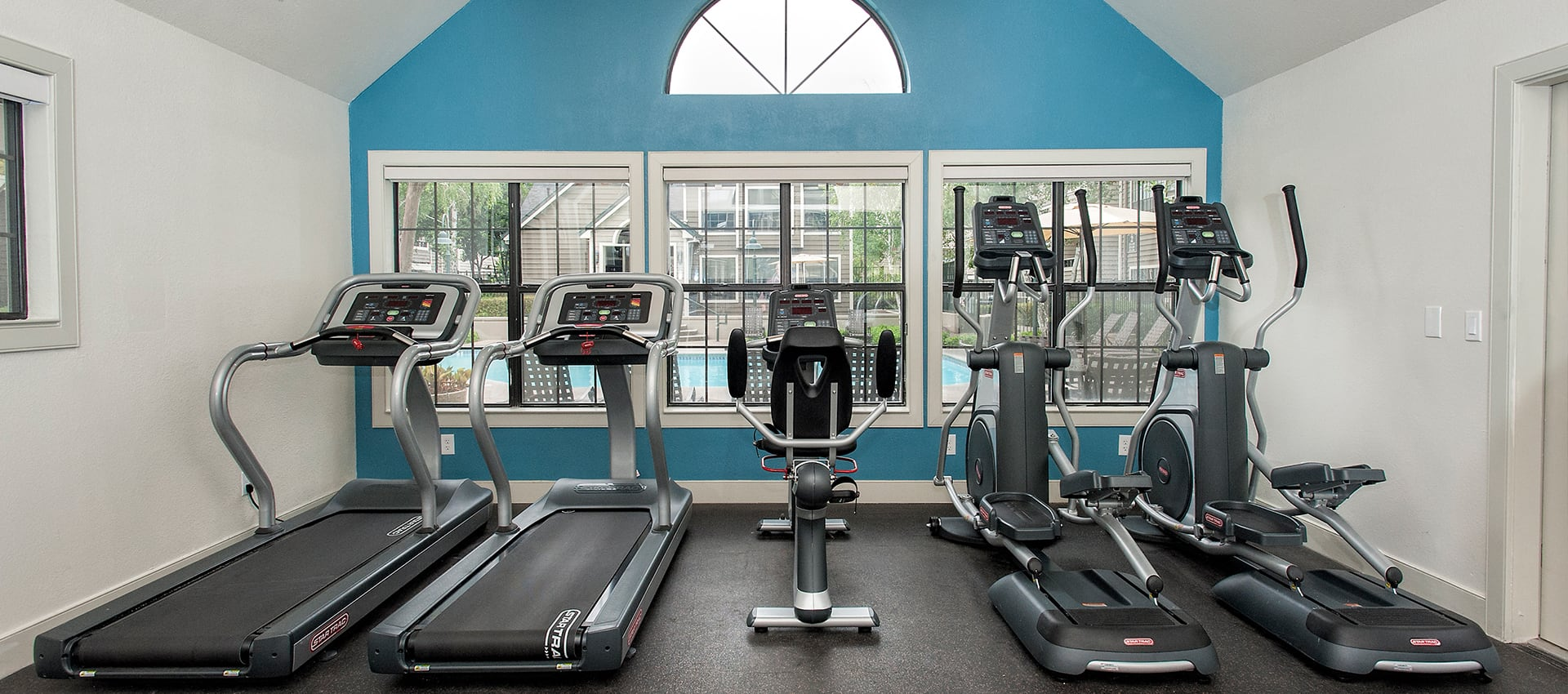 Fitness Center at Reserve at Capital Center Apartment Homes in Rancho Cordova, CA