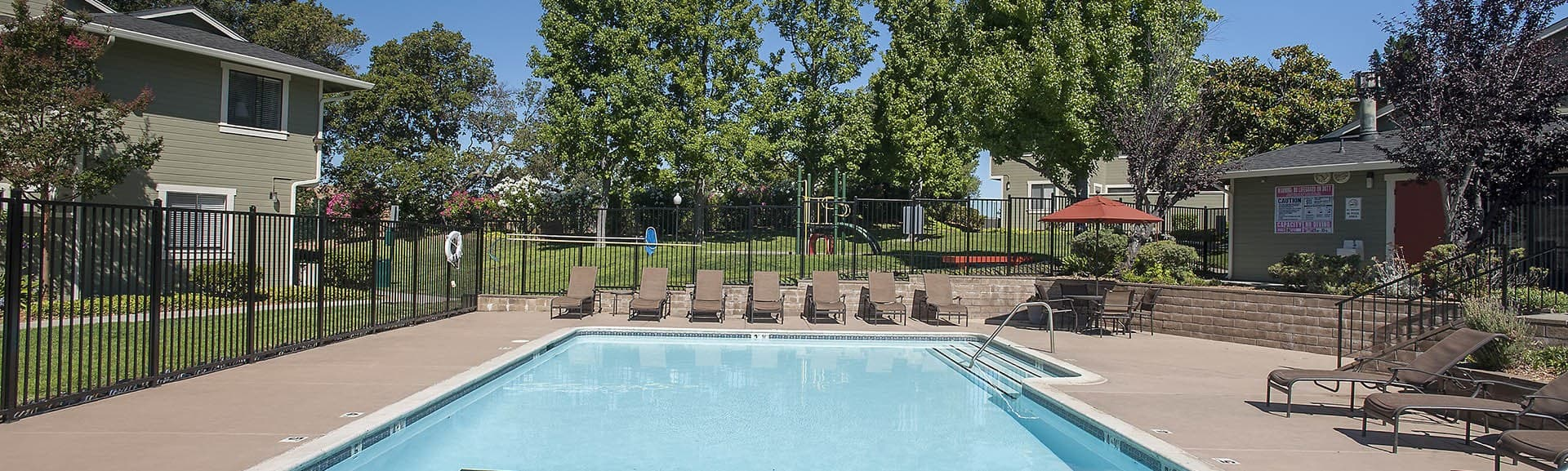 See what we have to offer by visiting Ridgecrest Apartment Homes's amenities page.