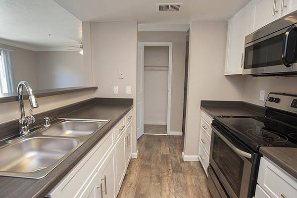 Luxury features at Sandpiper Village Apartment Homes in Vacaville