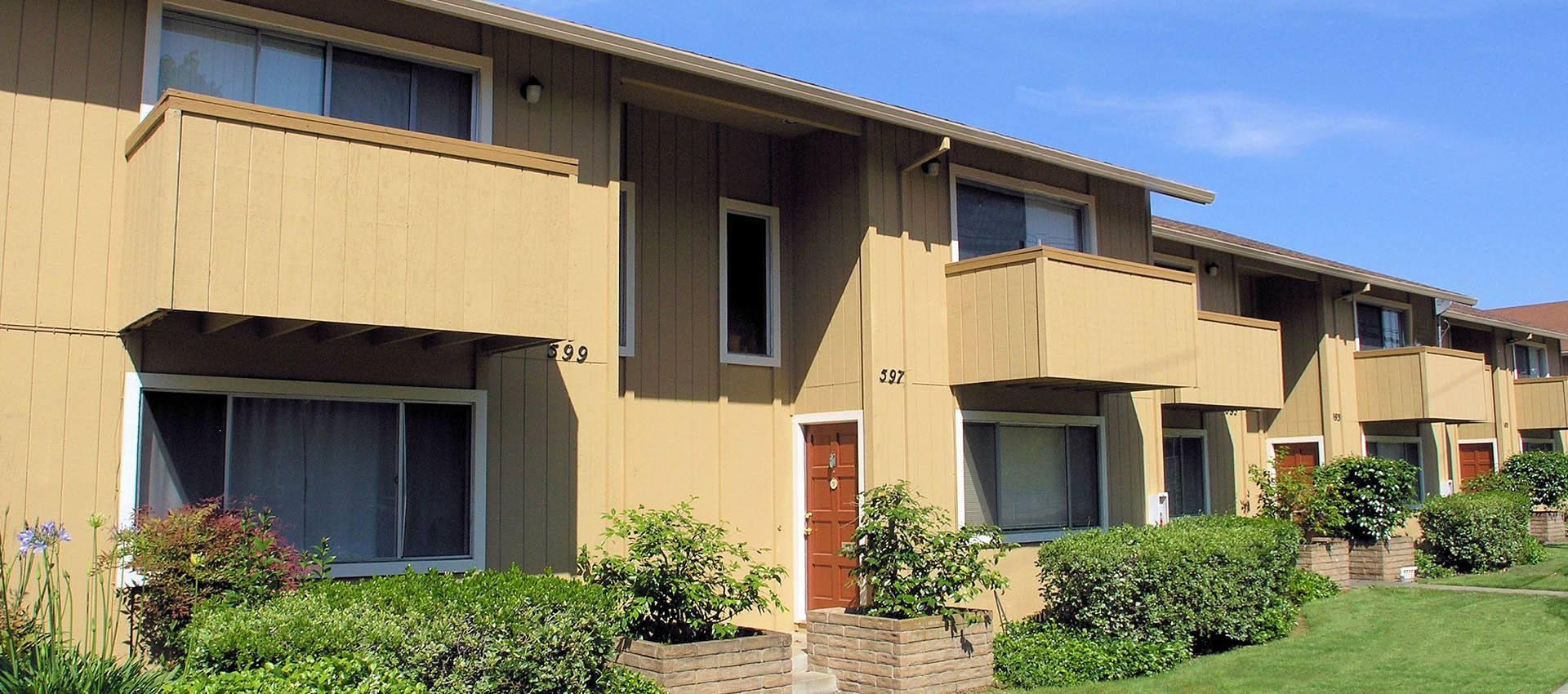 Exterior at Spring Lake Apartment Homes in Santa Rosa, CA