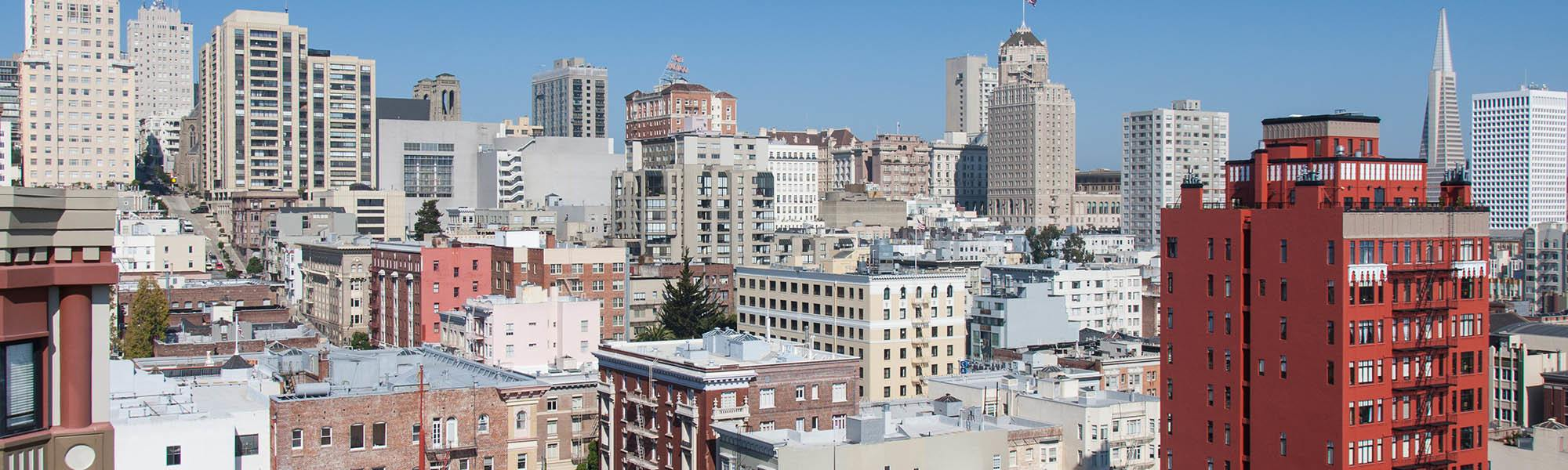 Learn about our neighborhood at Tower 737 Condominium Rentals in San Francisco, CA on our website