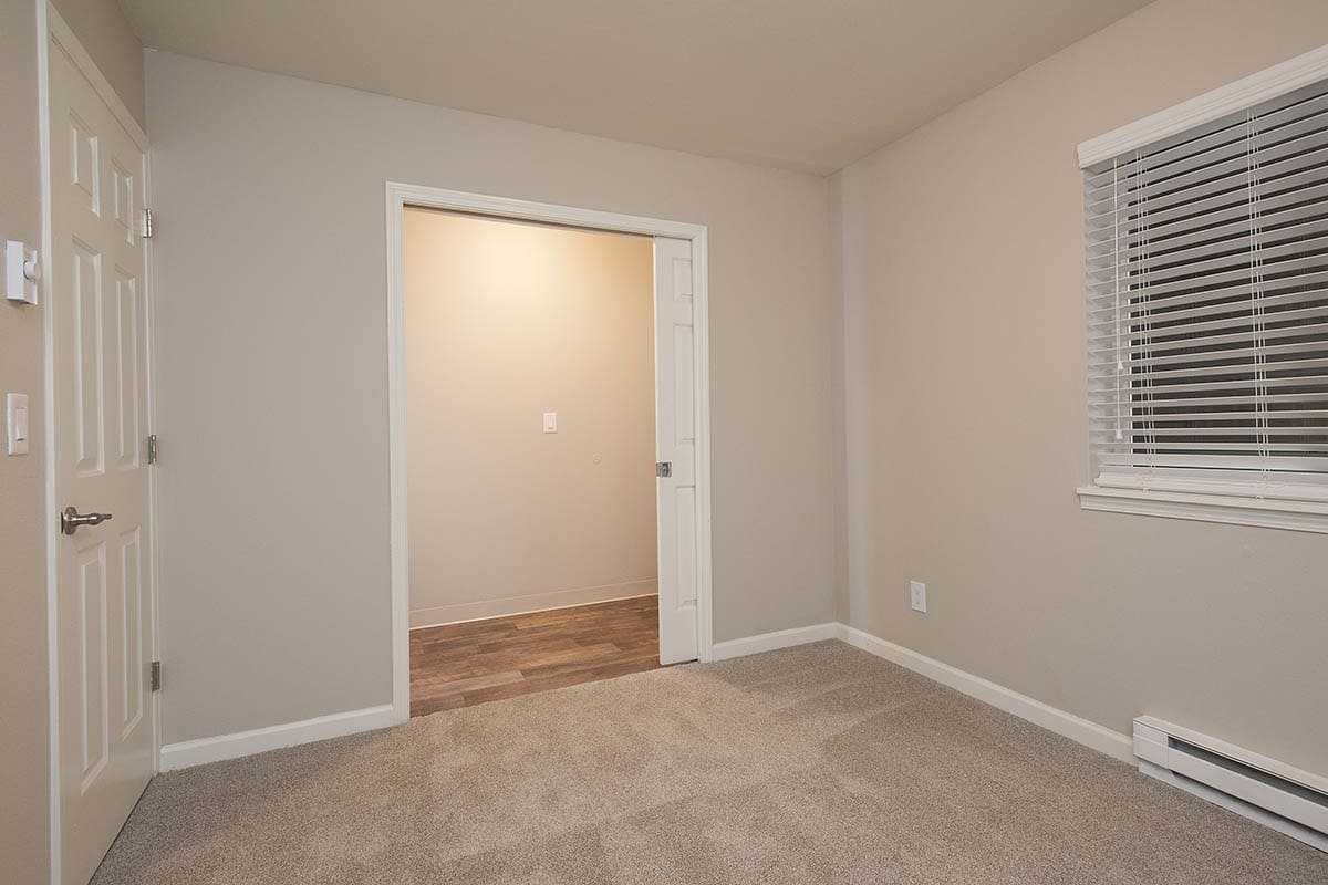 Open Bedroom Space at Waterhouse Place in Beaverton
