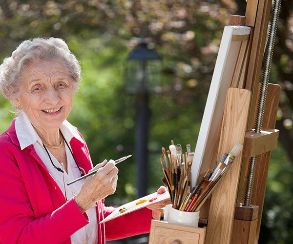 At Cedarbrook Senior Living we encourage lifelong learning activities