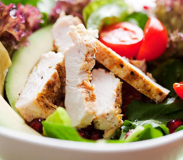 Healthy and fresh meals at Cedarbrook Senior Living senior living communities