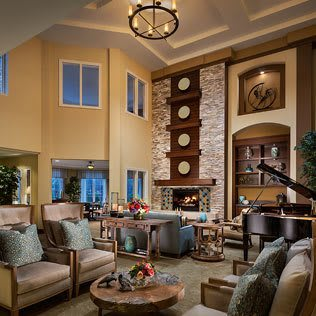 We believe in providing top of the line amenities at Cedarbrook Senior Living senior living communities