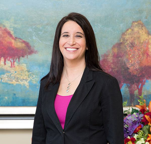 Anna Kessler is Cedarbrook Senior Living's Senior Vice President