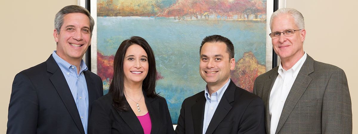 The team of dedicated executives at Cedarbrook Senior Living
