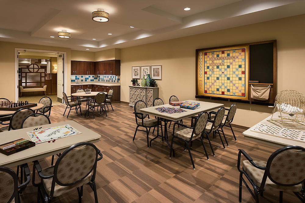 Life enrichment at Cedarbrook of Bloomfield Hills