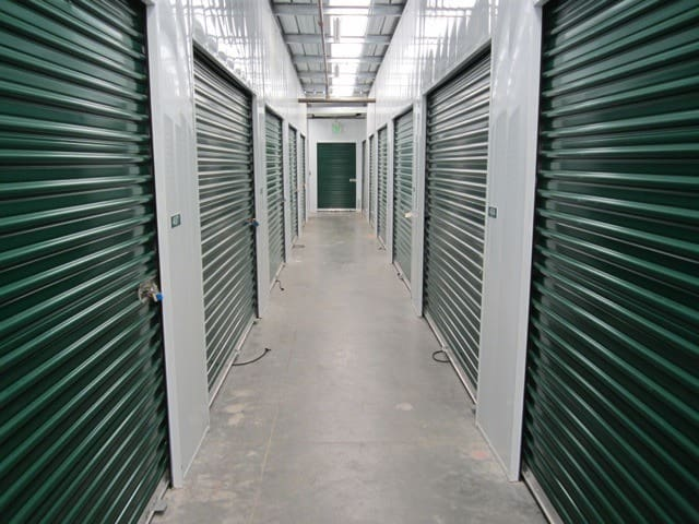 Different sizes and options to fit your needs at the self storage facility in Pittsburg