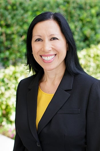 LIZ WONG, VICE PRESIDENT OF FINANCE
