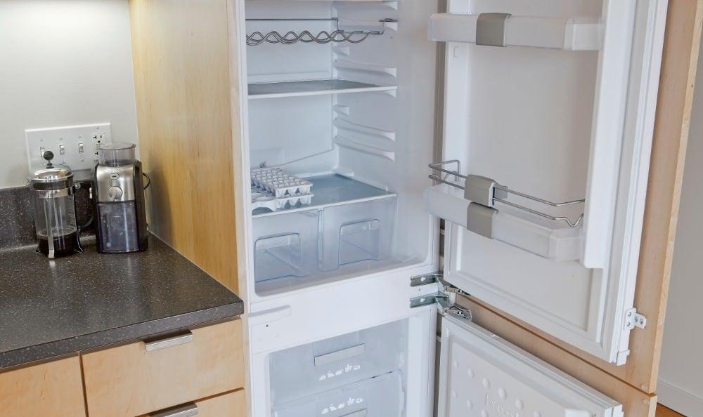 Kitchen At Apartments In NE Portland