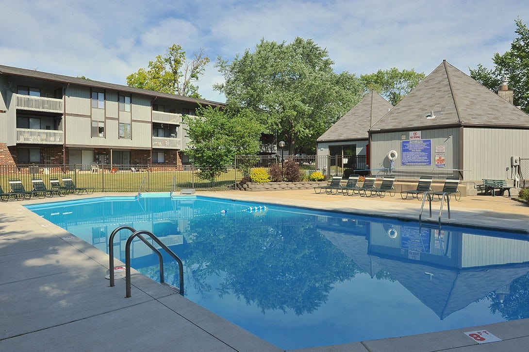 Swim at American Colony Apartments, in Greenfield , WI