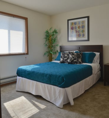 Amenities at our St. Francis apartments