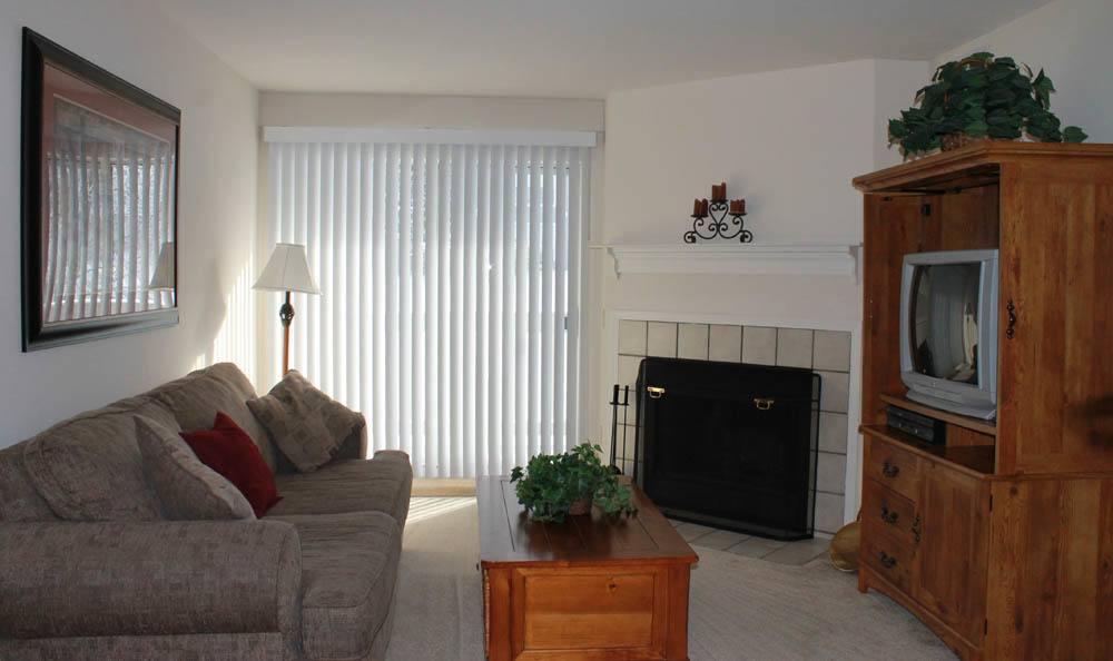 Lincoln Ridge Apartments Living Room