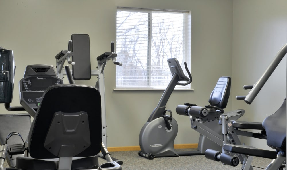 Fittness Center Photo