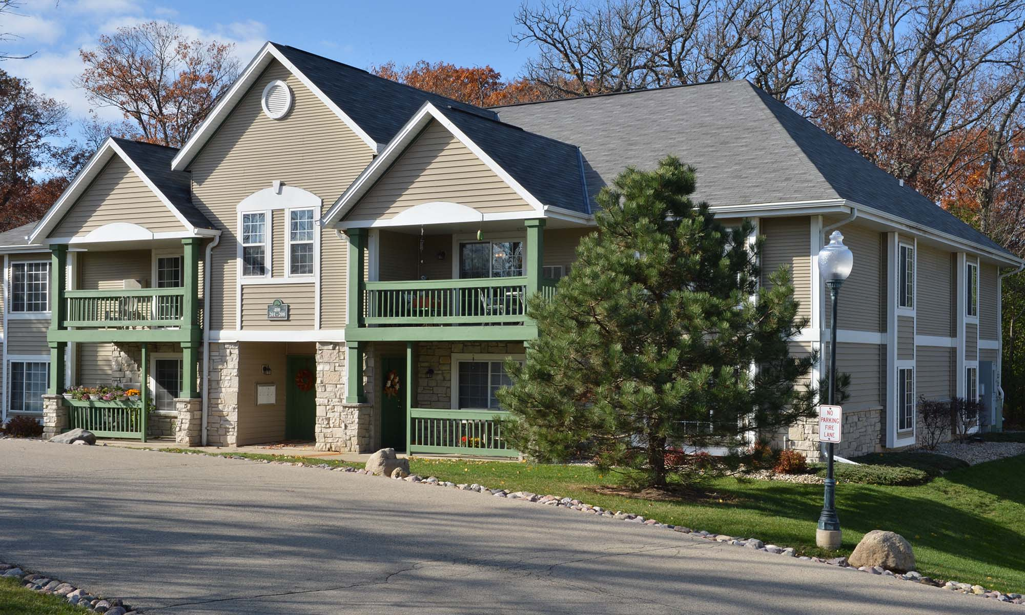 Apartments in Lake Geneva, WI