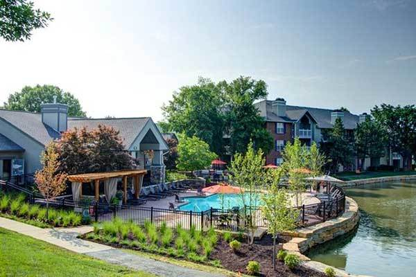 Northland Passage in Kansas City, MO has luxury apartments for rent; schedule your tour today!