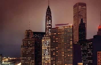 in 1983, The Hayman Company restored the 75 E. Wacker Drive Office Tower in Chicago.